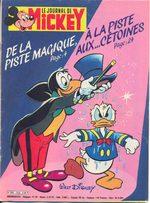 Le journal de Mickey 1572 Magazine