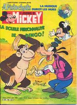 Le journal de Mickey 1589 Magazine