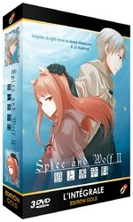 Spice and Wolf 2 Série TV animée