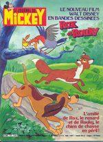 Le journal de Mickey 1537 Magazine