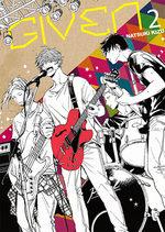 Given T.2 Manga