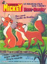 Le journal de Mickey 1538 Magazine