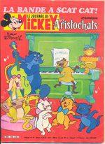 Le journal de Mickey 1586 Magazine