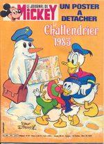 Le journal de Mickey 1593 Magazine