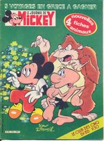 Le journal de Mickey 1625 Magazine