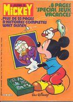 Le journal de Mickey 1521 Magazine