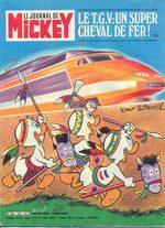 Le journal de Mickey 1525 Magazine