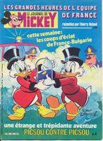 Le journal de Mickey 1561 Magazine