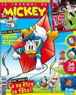 Le journal de Mickey 3339 Magazine