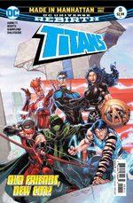 Titans (DC Comics) 8