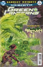 Green Lanterns # 17