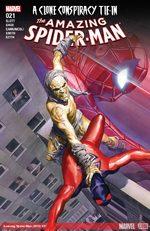 The Amazing Spider-Man 21 Comics