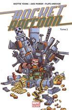 Rocket Raccoon 2 Comics