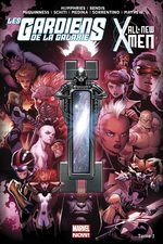 Les Gardiens de la Galaxie / All-New X-Men - Le Vortex Noir # 1