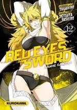 Red Eyes Sword - Akame ga Kill ! 12