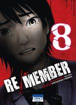 Re/member 8 Manga
