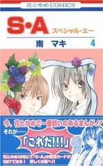 Special A 4 Manga