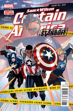 Sam Wilson - Captain America # 8