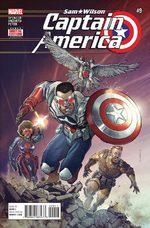 Sam Wilson - Captain America # 9