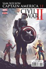 Sam Wilson - Captain America # 11