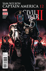 Sam Wilson - Captain America # 12