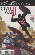 Sam Wilson - Captain America # 13