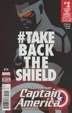 Sam Wilson - Captain America # 14