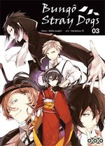 Bungô Stray Dogs # 3