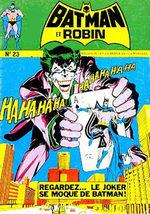 Batman 23 Comics