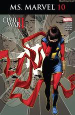 Ms. Marvel # 10