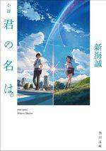 Your name. 1 Light novel