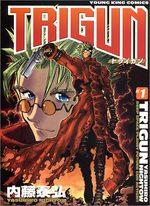 Trigun 1 Manga