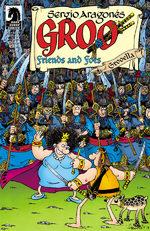 Sergio Aragonés' Groo - Friends and Foes 5 Comics