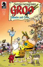 Sergio Aragonés' Groo - Friends and Foes 6 Comics