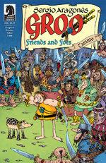Sergio Aragonés' Groo - Friends and Foes 10 Comics