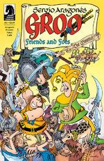 Sergio Aragonés' Groo - Friends and Foes 11 Comics