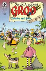Sergio Aragonés' Groo - Friends and Foes 12 Comics