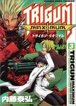 Trigun Maximum 3 Manga