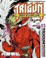 Trigun Maximum 5 Manga
