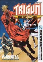 Trigun Maximum 6 Manga