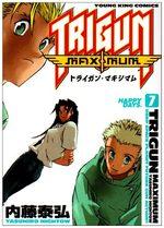 Trigun Maximum 7 Manga