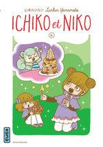 Ichiko et Niko 6 Manga