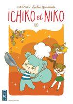 Ichiko et Niko 8 Manga