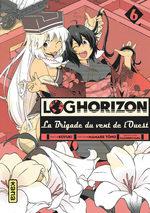 Log Horizon - La brigade du vent de l'Ouest # 6