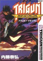 Trigun Maximum 12 Manga