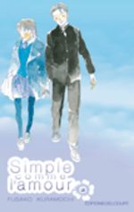Simple comme l'amour 3 Manga