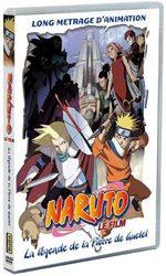 Naruto - La légende de la Pierre de Guelel 1 Anime comics