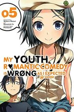 My Teen Romantic Comedy is wrong as I expected 5