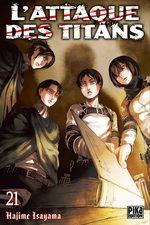 L'Attaque des Titans # 21
