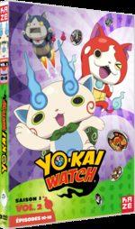 Yo-kai watch 2 Série TV animée